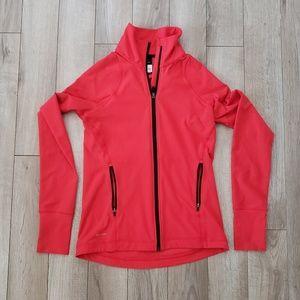 Electric Nike Zip Up Jacket!